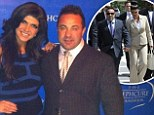 Court one day, cocktails the next! Teresa and Joe Giudice put their legal woes behind them as they party for a good cause
