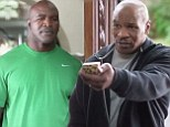 Mike Tyson Returns Evander Holyfields' Ear Back (Foot Locker Commercial)