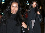 She's single a mother-of-one jugging hosting duties but Padma Lakshmi's love live isn't about to suffer. The actress enjoyed a date in New York a mystery man