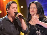 Singing for survival! Tim Olstad and Khaya Cohen get the axe in nail biting X Factor double eviction