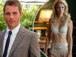 'January Jones jokes that I'm her baby's daddy,' reveals X-Men star James Marsden