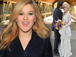 'I was pathetically alone for almost seven years': Pregnant newlywed Kelly Clarkson talks about suffering through her single days before she found Mr. Right