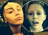 All Miley wants for her birthday is... her two eyebrows back! Cyrus reinstates darker hue for 21st birthday after bleached look
