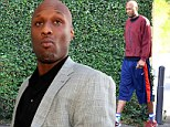 Lamar Odom 'parties with group of young college girls'... before 'buying shots for the entire bar'