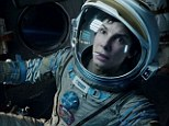 Spectacular: Sandra Bullock stars in box office hit Gravity