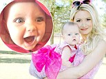 Holly Madison reveals she's teaching eight-month-old daughter Rainbow sign language