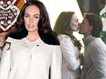 Tamara Ecclestone and Jay Rutland attend Winter Wnderland