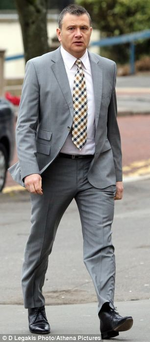 Byron Emerson-Thomas approached a colleague in Cardiff and asked him to get the case dropped