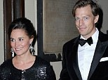 Wedding bells: Pippa Middleton and boyfriend Nico Jackson, pictured on Wednesday, are said to be planning a spring wedding