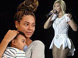 'I found love of the purest kind': Beyoncé reveals touching tribute to daughter Blue Ivy in leaked single God Made You Beautiful