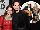 That's hilarious! Kimberly Williams-Paisley laughs off suggestions that her country superstar husband Brad is cheating on her with Carrie Underwood