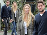 Meet my fiance! Whitney Port steps out with her husband-to-be Tim Rosenman for the first time since they announced their engagement