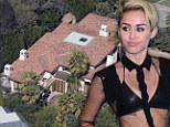 Miley Cyrus' milestone 21st birthday celebrations are sullied after her house is burglarised and 'personal items' are stolen