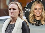 Malin Akerman is almost unrecognisable as she steps out barefaced in casual jeans and jacket