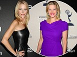 Give the woman some Funyons! Breaking Bad star Anna Gunn unveils drastically thinner frame at Hollywood party