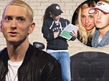 Guess Who's Back (together): Eminem and ex-wife Kim Scott rekindle their romance... seven years after SECOND divorce