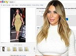 Kim Kardashian eBays her old clothes to help Philippines typhoon victims... but donates just 10% of the proceeds to charity