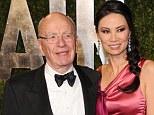 Rupert Murdock And Wendi Deng Murdock reached an undisclosed divorce settlement in a New York City courtroom