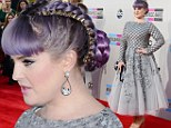 Kelly Osbourne wears unflattering, ill-fitting outfit to the American Music Awards Sunday in Los Angeles