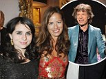 Becoming a great-grandfather for the first time 'is not particularly fascinating' to rocker Mick Jagger... according to bemused daughter Jade