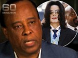 Conrad Murray takes dramatic 15-second pause before refusing to answer whether he believes Michael Jackson was a paedophile in explosive new interview