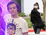 Harry Styles on Kendall Jenner