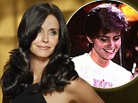 'As long as you look after your hair, there's no reason why it can't look great at any length and any age,' said Courteney Cox
