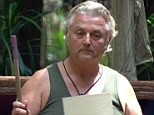 David Emanuel has been talking to his fellow I'm a Celebrity inmates about his relationship with Princess Diana