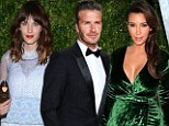 The Insta-envy epidemic! Youngsters spend £100 a month copying celebrity style, chiefly that of Alexa Chung and David Beckham