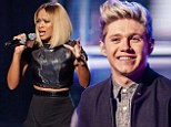 One Direction's Niall Horan has fallen head over heels for X Factor star Tamera Foster and is set on romancing the 16-year-old