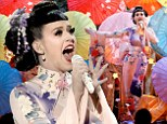 One for the memoirs! Katy Perry accused of racism after dressing as a geisha at the AMAs