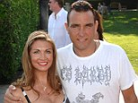 Ordeal: Vinnie Jones and his wife Tanya are both battling cancer, it has been revealed