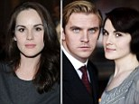 'Downton Abbey fans sent me bereavement cards when Matthew died': Michelle Dockery on being confused with Lady Mary Crawley