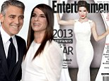'It's a booty call but George wants a commitment': Sandra Bullock keeps the joke going after Clooney accused his Gravity star of 'drunk dialing' him
