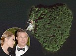 Angelina Jolie has reportedly bought Brad Pitt and island for his 50th birthday