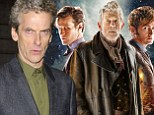Doctor Who 'regeneration riddle will be solved during Christmas special' as Matt Smith is revealed as 13th and 'LAST' Time Lord