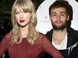 Has she finally found her Romeo? Taylor Swift 'enjoys beer-fueled date' with Shakespearean actor Douglas Booth in London