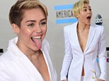 'I've always had a lot of anxiety': Miley Cyrus reveals she used to stress out but is now much happier that she's 'living in the moment'