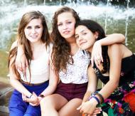 Students girls