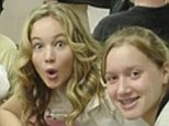 'She hasn't changed much!' Jennifer Lawrence's ex classmate shares picture of actress being goofy at school