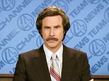 Will Ferrell will help cover Canada's Olympic curling trials this week as his Anchorman character, Ron Burgandy