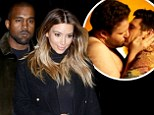 ¿You nailed it!¿ Kim Kardashian responds to Seth Rogen and James Franco¿s spoof... but what does Kanye think?