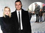 Naomi Watts and Liev Schreiber impress at charity gala just hours after stepping out in scruffy outfits for the school run