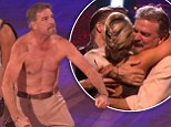 Bill Engvall's last crusade! Comic is first to be kicked off Dancing With The Stars final after topless Indiana Jones themed samba