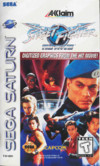 Street Fighter: The Movie boxshot