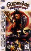 Golden Axe: The Duel boxshot