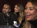 Kanye West has revealed he isn't worried about how dating reality star Kim Kardashian will affect his public image - because she's so beautiful it doesn't matter if she is uncool.