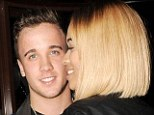 Party night: Tamera and Sam attended Now Magazine's Christmas party together on Tuesday