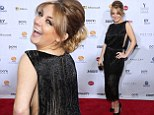 Actress Sheridan Smith attends the 41st International Emmy Awards at