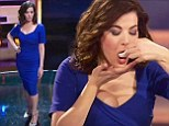 Nigella Lawson's promo for new season of US show The Taste airs just hours after drug use claims... as 'ABC debate whether to let her judge next year's series'